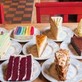 【Rainbow Cake】曼彻斯特彩虹蛋糕店推荐