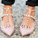 奢侈平底鞋,华丽性感的舒适