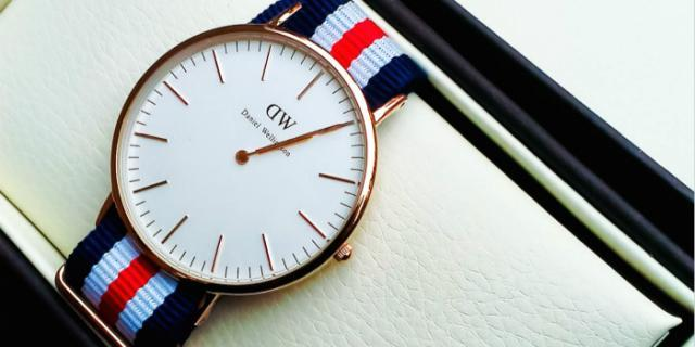 【Daniel Wellington】丹尼尔惠灵顿腕表,低价格演绎高品质