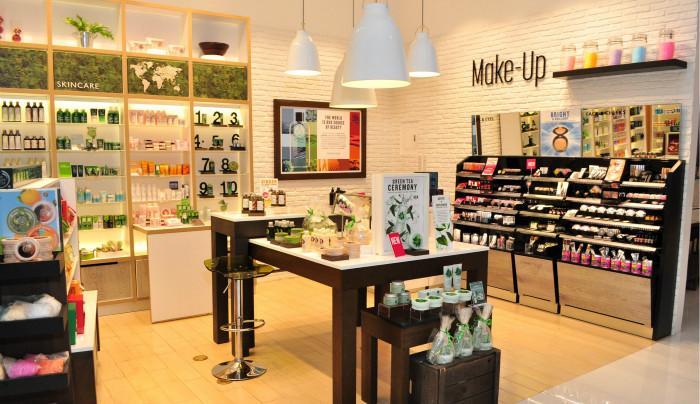 The Body Shop身体乳