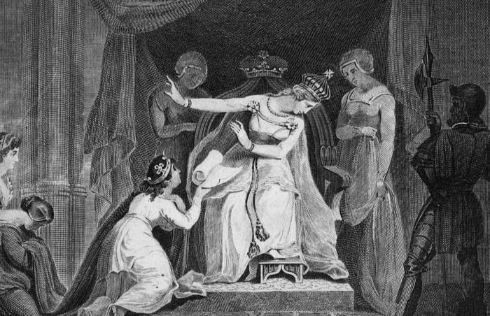 玛蒂尔达:与政权顶峰一步之遥的准女王