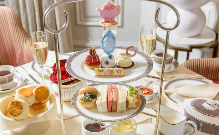 贝德福德公爵夫人的下午茶