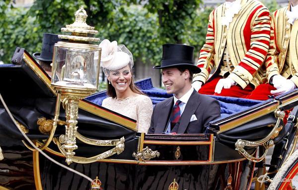 英国的贵族爵位等级