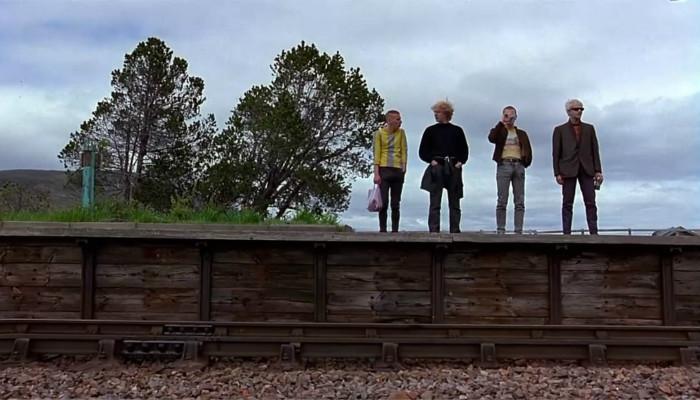 猜火车,你不能堕落一辈子