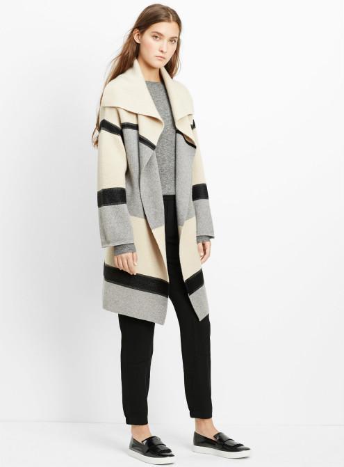Selfridges几款简单又不过时的秋冬轻奢大衣