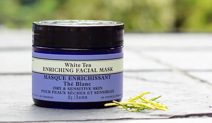 Neals Yard Remedies白茶保湿滋养面膜