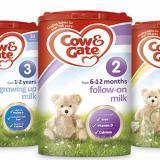 【Cow & Gate】2015年英国牛栏最新包装呆萌来袭