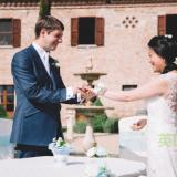 我的意大利托斯卡纳庄园婚礼