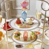 贝德福德公爵夫人的下午茶,美好的下午4点半