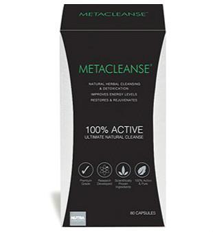 【MetaCleanse】减肥+排毒才是瘦身塑形的王道