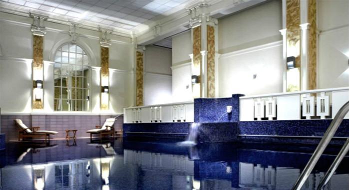伦敦摄政街最好的酒店SPA