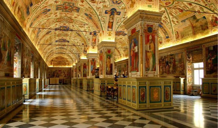 城中之国梵蒂冈