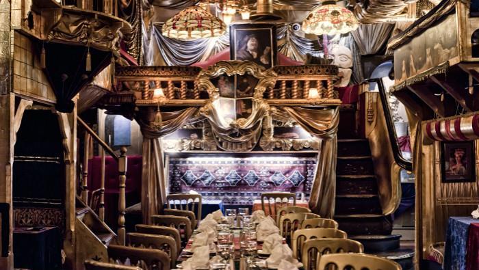 充满魔法的土耳其餐厅Sarastro