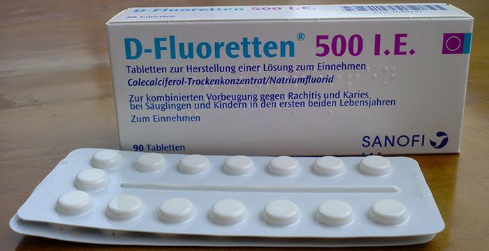 德国婴幼儿维生素D产品