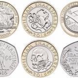 2016英镑新币上市,喜欢收藏的不容错过