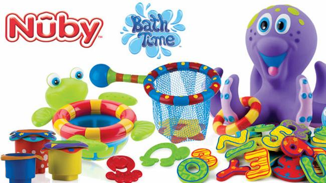 NUBY玩具