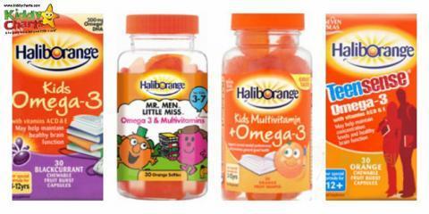 英国最火儿童保健品牌Haliborange产品解析