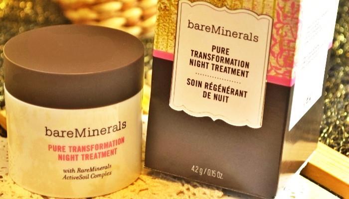 Pure Transformation Night Treatment(睡眠粉底)