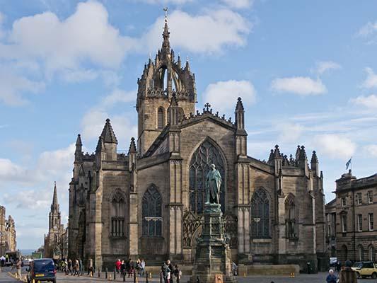 苏格兰教堂