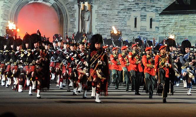 苏格兰军队