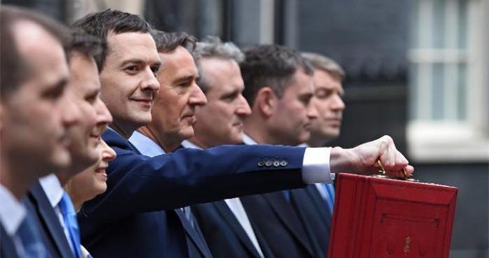 2016英国财政预算公布