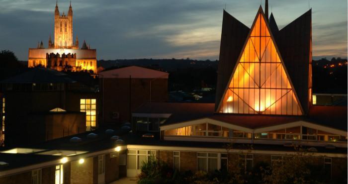 坎特伯雷大学(Canterbury Christ Church University)