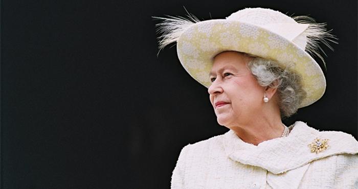 英国女王90岁了