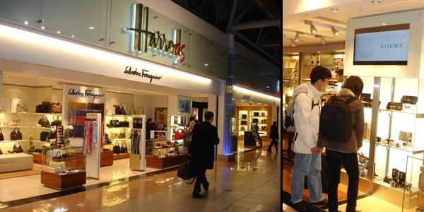 希思罗机场购物1
