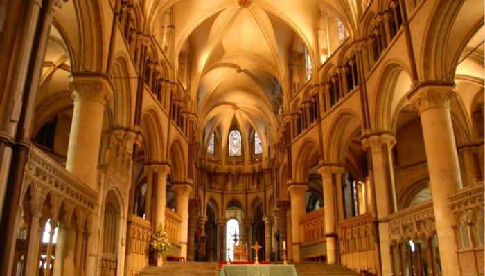 坎特伯雷大教堂(Canterbury Cathedral)
