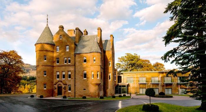 福纳城堡酒店Fonab Castle