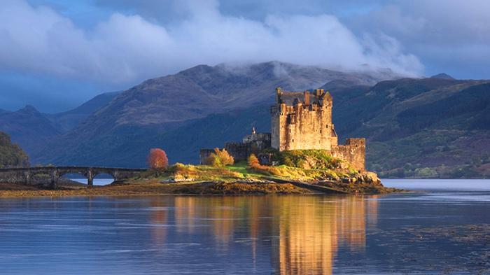 苏格兰美景