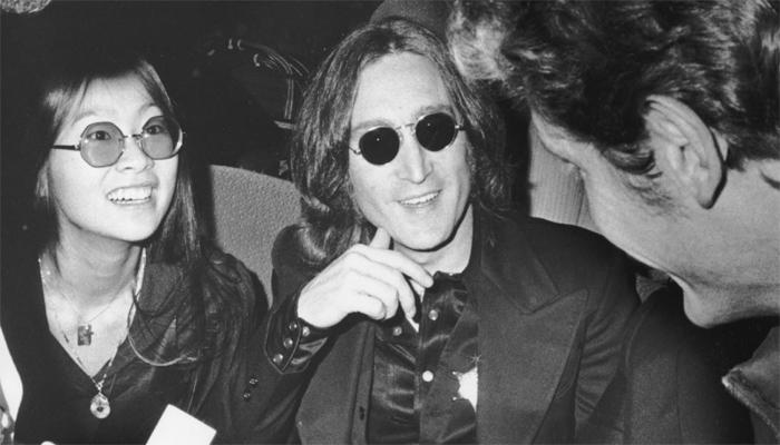 may and lennon