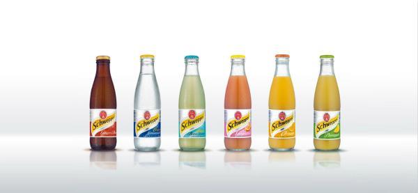 英国饮料Schweppes
