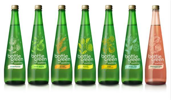 英国最好喝的饮料Bottle Green