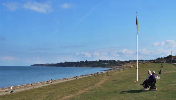 明斯特海滩(Minster Leas Beach)