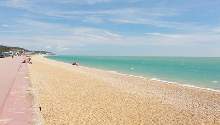 海斯海滩(Hythe Beach)
