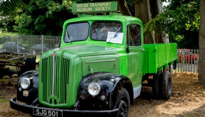 汽车博物馆(Dover Transport Museum)