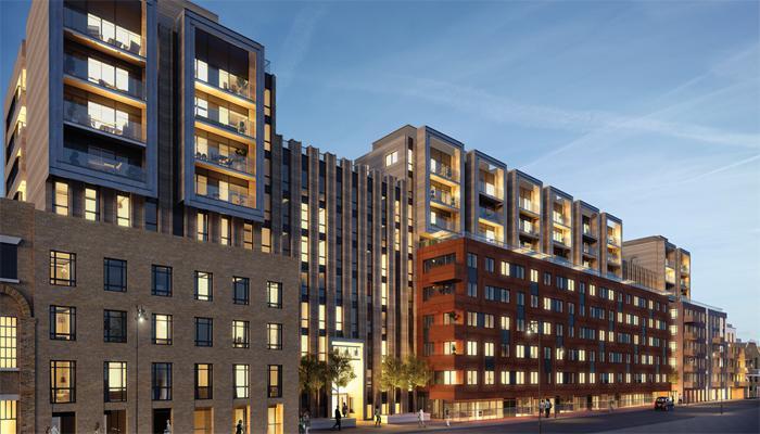 City Wharf Apartments