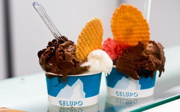 伦敦冰淇淋