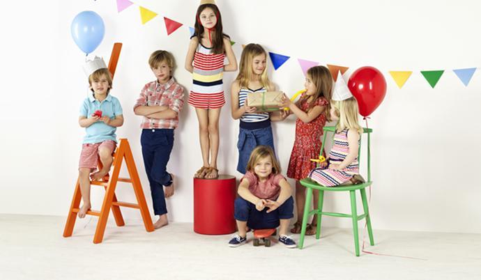 英国童装品牌