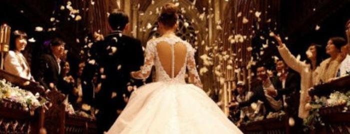 英国古堡婚礼