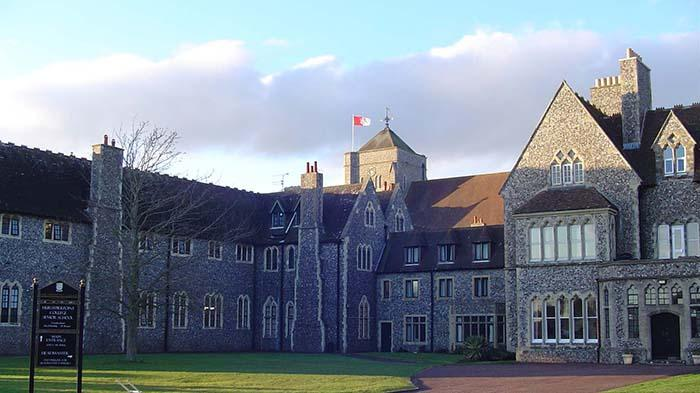 Hurstpierpoint College萨塞克斯赫斯彼蓬特学院