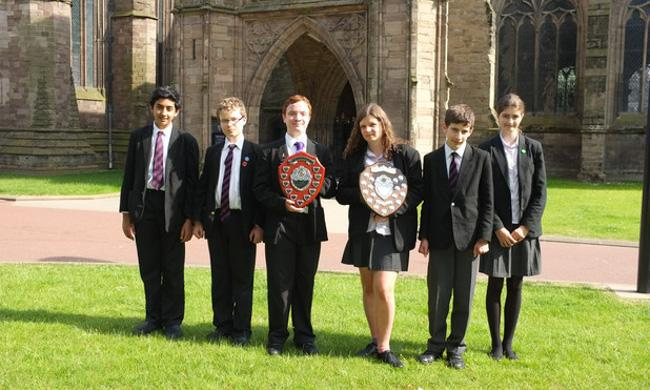 The Perse School - General Knowledge comp success