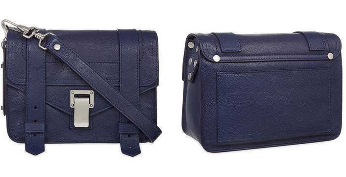PROENZA SCHOULER Ps1 Mini Leather Cross-body Bag