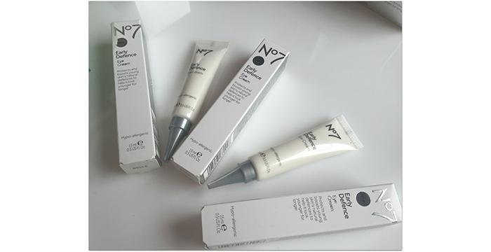 No 7 Early Defence Eye Cream