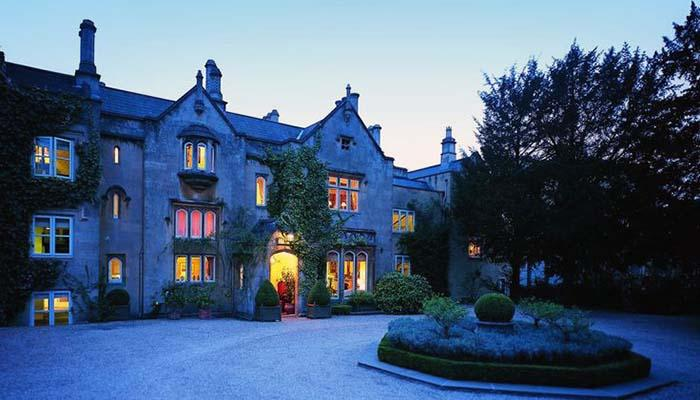 The Bath Priory Hotel and Spa(巴斯小修道院酒店)