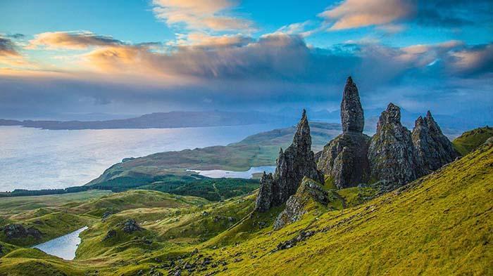 Isle of Skye天空岛