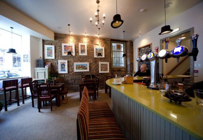 爱丁堡餐厅