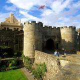 惊艳世界的十大苏格兰城堡