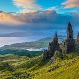 冰河世纪最后的据点——苏格兰高地